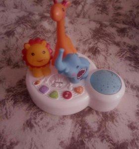 ночник игрушка