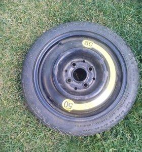 R14 ( Хонда Цивик) -запасное колесо(докатка)