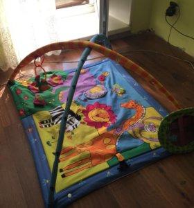 Отдам развивающий коврик