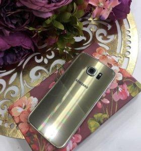 Телефон Samsung s6