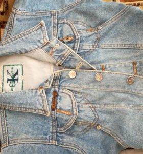 Куртки джинса