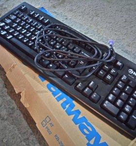 Клавиатура Kraftway, Logitech