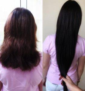 Наращивае волос