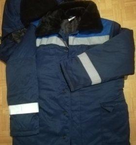 Куртка комбинезон спецодежда зимняя
