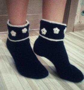 Домашние носочки.