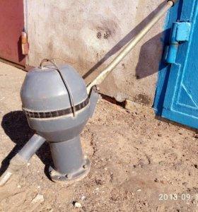 Ручной насос для воды