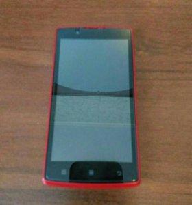 Продам телефон lenovo а 2010 в хорошем состояние