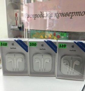 Гарнитура iphone 6,7