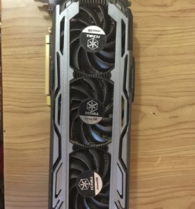 Inno 3d Geforce gtx 1060 6 gb
