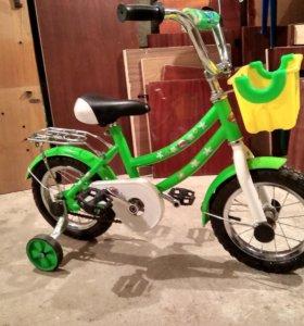 Детский велосипед мало б/у