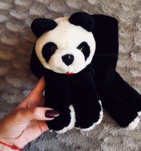 Шарф-панда