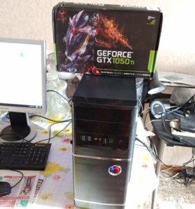 Продам игровой системный блок Core i3-63003.8Ггц