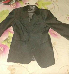 Пиджак юношеский
