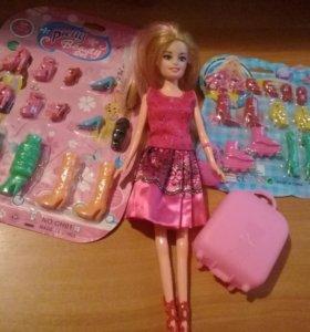 Кукла+ новые аксессуары
