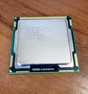 Процессор intel Core i5-650 3.2MHz LGA 1156
