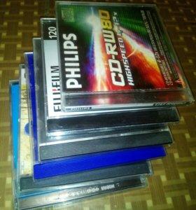 Коробки по CD DVD диски