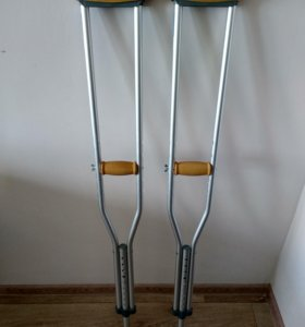 Костыли на рост 160-180 см