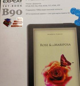 Электронная книга explay txt-book b90