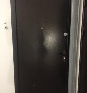 Продам входные железные двери