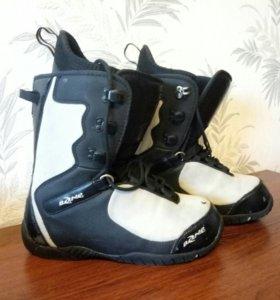 Сноуборд ботинки bone 45