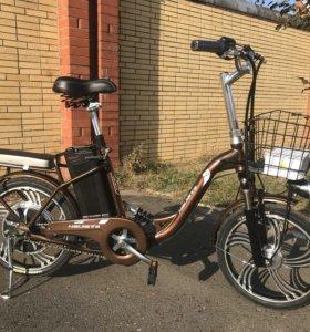 Электровелосипед новый 36v/250w