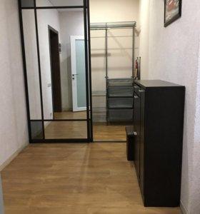 Квартира, студия, 53 м²