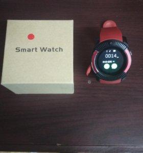 Новые умные часы SMART WATCH V8