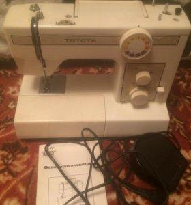 Швейная машина toyota 2600