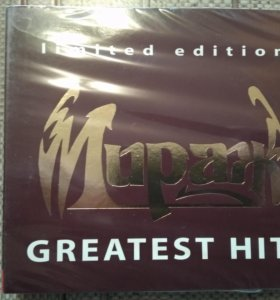 Мираж  Greatest Hits 3CD BOX Set (Limited Ed)