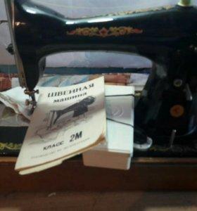Швейную машинку Подольск 2м