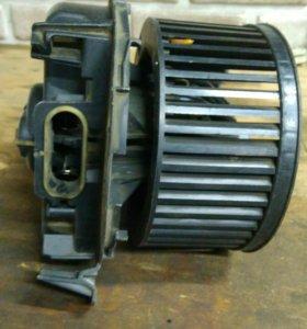 Мотор печки логан