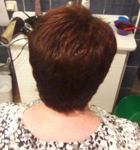Химия волос (пенсионерам скидка)