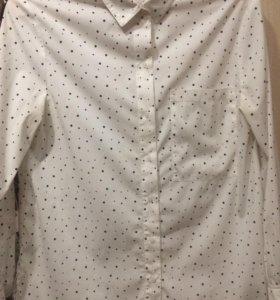 Белая рубашка. ZARA