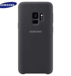 Чехол силиконовый для Samsung s9+