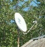Спутниковая антенна 0,6м