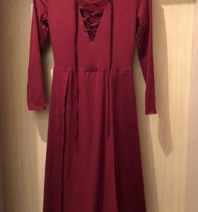 Платье комбез