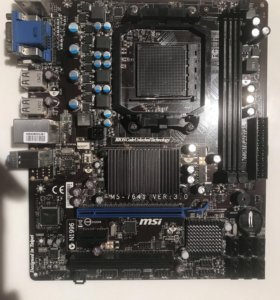 Материнская плата MSI 760 GM P73 (FX)