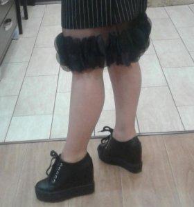 Новые ботинки 36