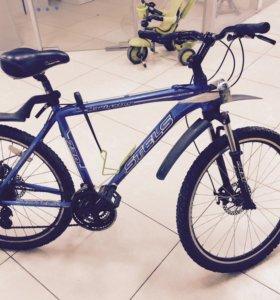 Велосипед взрослый Stels 730 дисковые тормоза!