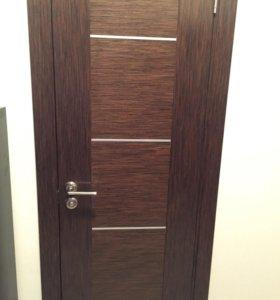 Двери в ванную / туалет 2 шт