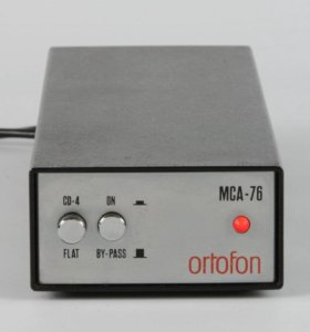ORTOFON MCA-76