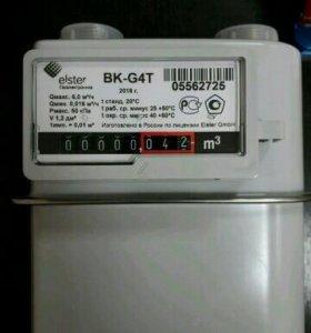 Газовый счетчик BK G4T правый