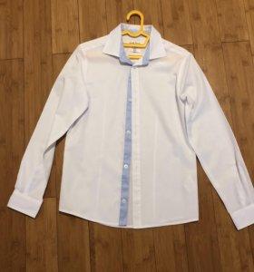 Рубашка белая Silver Spoon