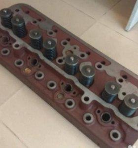 Головка блока цилиндров на двигатель Д-65(ЮМЗ)