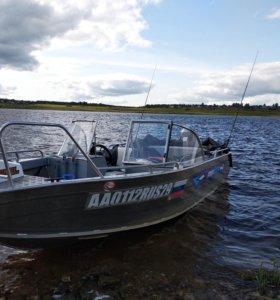 Orionboat 49Fish + NS Marine NMF 50A ETL