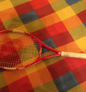 Ракетка теннисная Wilson
