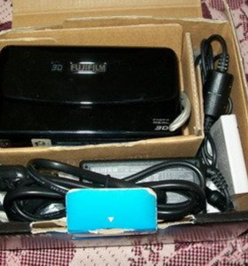 3d фотоаппарат Fujifilm FinePix Real 3D W1