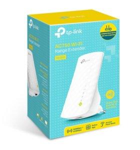 Wi-Fi усилитель сигнала (репитер) TP-LINK RE200