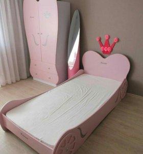 Комплект детской мебели Маленькая принцесса