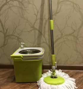 Швабра spin mop